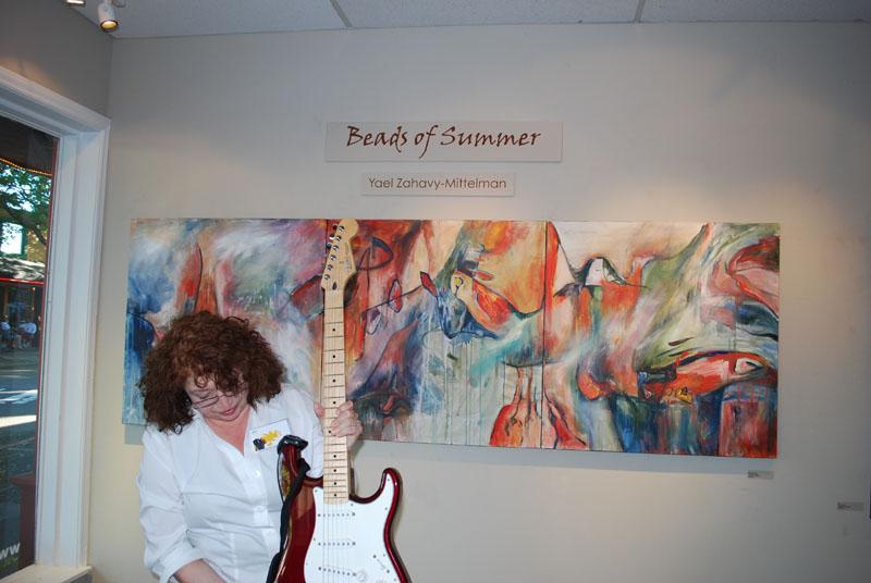 Beads of Summer - Featured artist show at Parklane Gallery, Kirkland